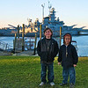 2009 Overnight on the Battleship U.S.S. Massachusetts : 