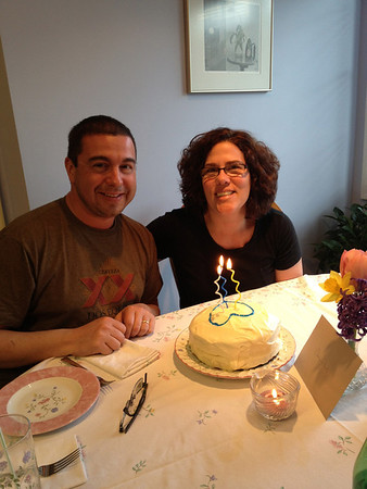 2013 Mike and Robyn's Anniversary