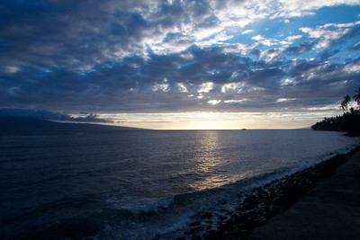2013 Lahaina Sunset